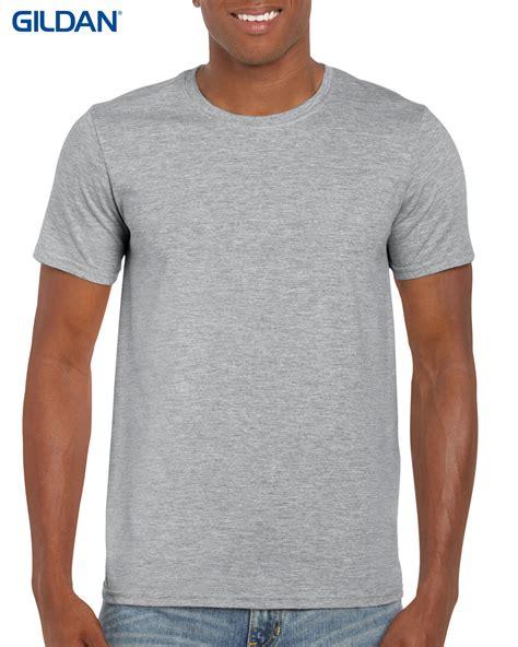 Sweater Polos Gildan Sport Grey t shirts gildan mens 150gm 100 cotton cn t shirt g6400
