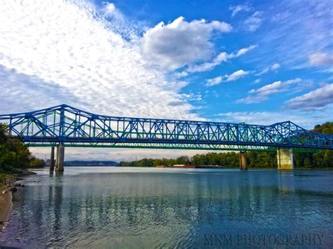 The Place Ashland Ky Ashland Bridge Ashland Ky My Kentucky Home Ohio Ohio River And Bridges