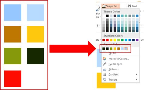 color scheme selector visual design developing a color scheme from an image