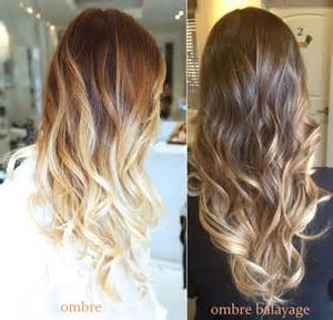 whats for blonds or lite hair that is thin or balding ombre versus balayage taming your mane
