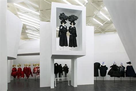 Exhibit At The Metropolitan Museum Of by An Early Look At The Met Gala Theme Rei Kawakubo Comme