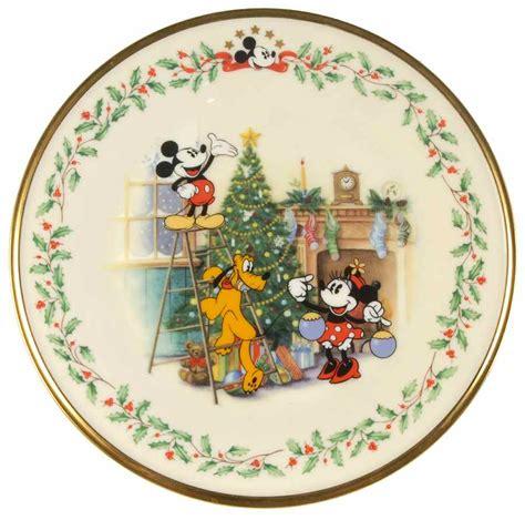 lenox holiday dimension disney christmas tree salad