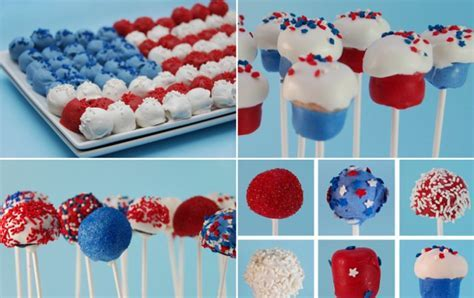 15 Sweet Wedding Treats for 4th of July