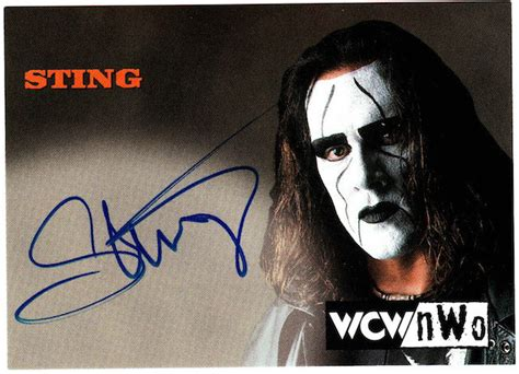 sting card pwtorch collectibles column tristar shifts to on