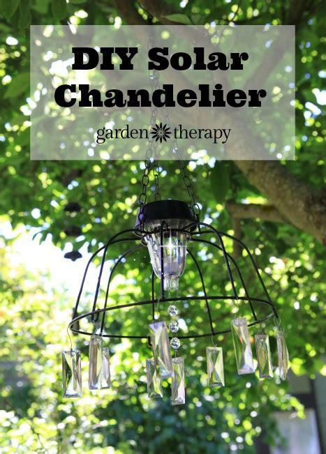 Diy Solar Garden Lights Light Project Diy Solar Light Chandelier