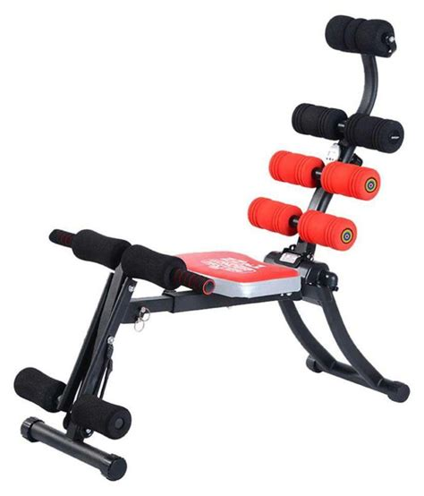 ibs ab rocket six pack abdominal cruncher exercise machine buy at best price on