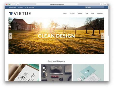 tutorial wordpress virtue 40 of the best free wordpress themes for 2018