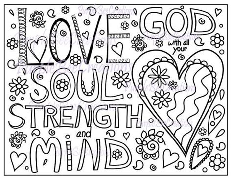 christian coloring pages about love coloring page bible verse coloring page love by