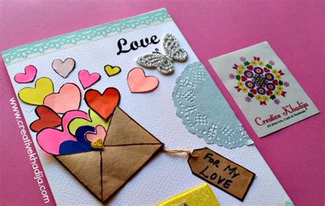 Creative Handmade Day Cards - s day creative handmade cards with