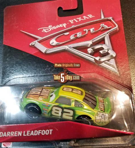 Mattel Mini Racers Cars 3 Wave 3 No 32 Dr Damage Ambulance Putih mattel disney pixar cars 3 wave 2 singles h y