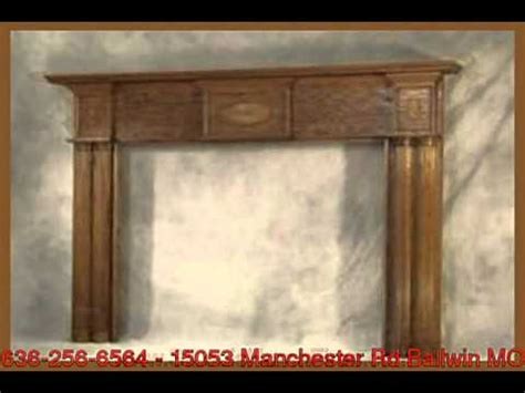 Fireplace Mantels St Louis by Custom Wood Fireplace Mantels Amp Shelves In St Louis Mo