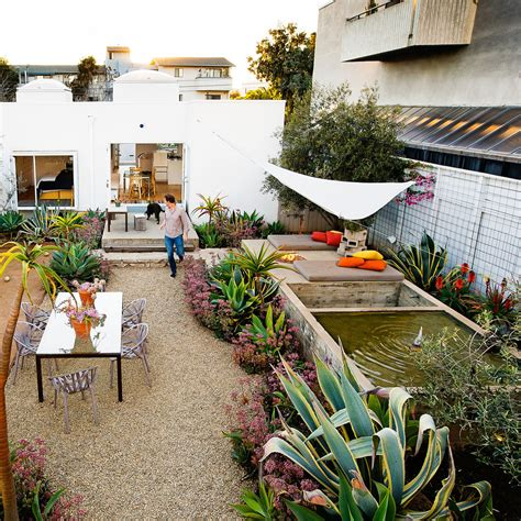 ideas for garden decorations sunset bento box outdoor living spaces sunset