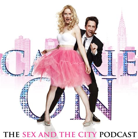 The City carrie on the and the city podcast