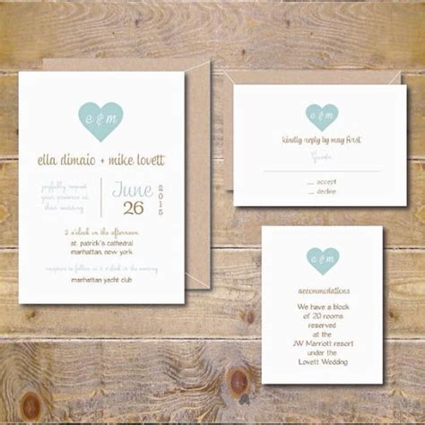print at home invitation templates printable wedding invitation template diy wedding