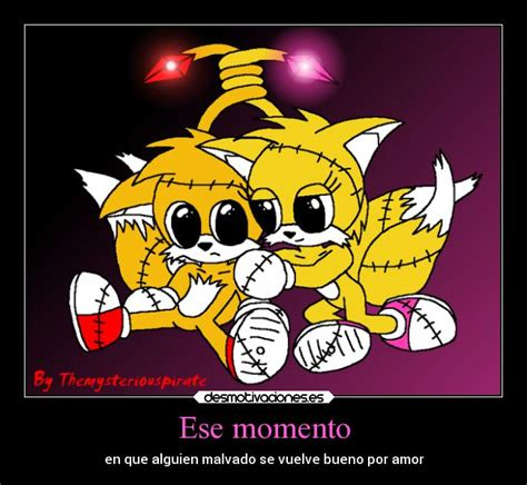 Tails Doll Meme - like a boss tails doll desmotivaciones picture memeaddicts