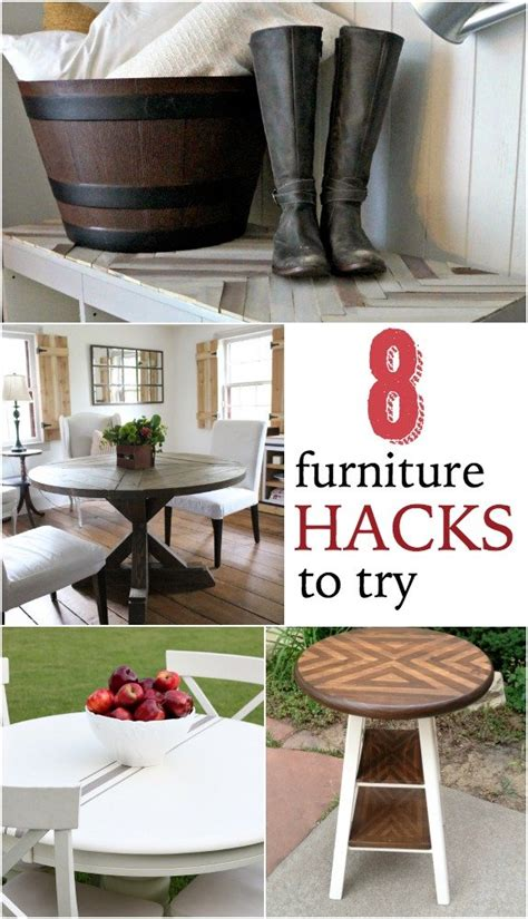 furniture hacks 8 diy furniture hacks to try home stories a to z