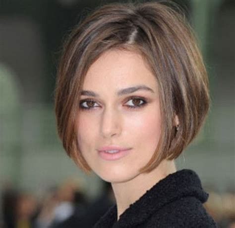 bobshortthinhair squareface best haircuts for square faces have a square face