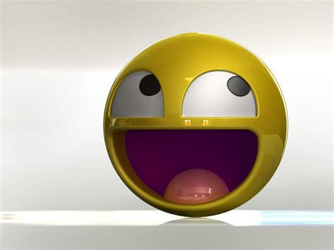 emoticon for wallpaper cool smiley face backgrounds wallpaper cave