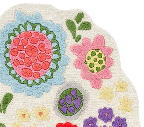 Pottery Barn Floral Rug by Margherita Missoni Garden Floral Rug Pottery Barn