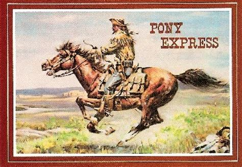 pony express jeff arnold s west pony express paramount 1953