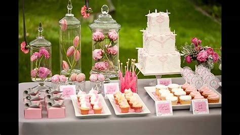 simple baby shower themes decorations ideas