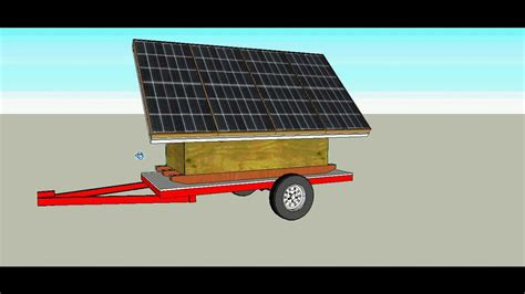 the system trailer loading education books portable solar power trailer