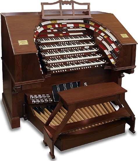 Organ L by Allen Organ Theatre To 5q