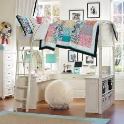 Loft Bed Pbteen Chelsea Vanity Loft Bed Pbteen