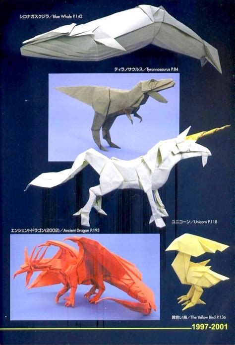 The Great Origami Book Pdf - works of satoshi kamiya book schemes of origami from paper