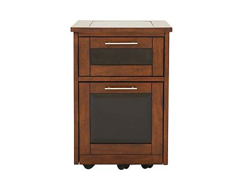 Innovation Cabinets innovation mobile file cabinet brown cherry raymour
