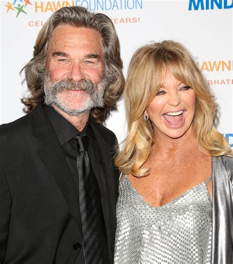 goldie hawn kurt goldie hawn and kurt russell are leading separate lives