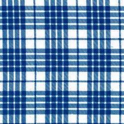 scotch plaid blue