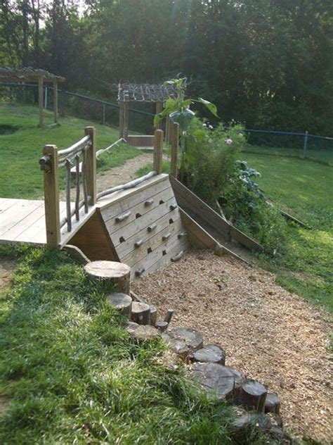 natural playground ideas backyard the natural playgrounds company outdoor playground