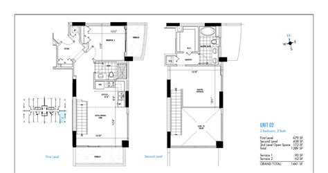 brickell on the river south floor plans floorplans brickell on the river