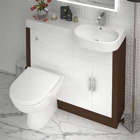 fitted bathroom furniture sale lucido 1000 fitted furniture set rh colour options buy