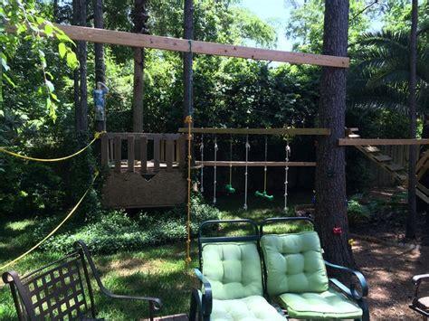 backyard american warrior course that hubby