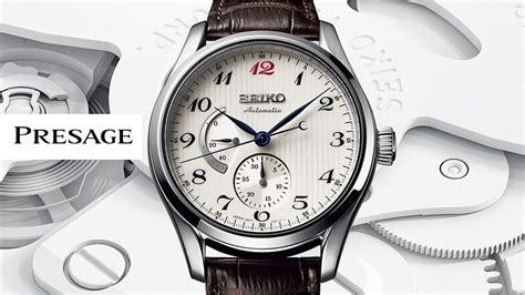Seiko Spb041j1 seiko presage reserva de marcha reloj autom 225 tico