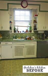 Galley Kitchen Remodeling Ideas an old kitchen gets a new look for less than 1 500