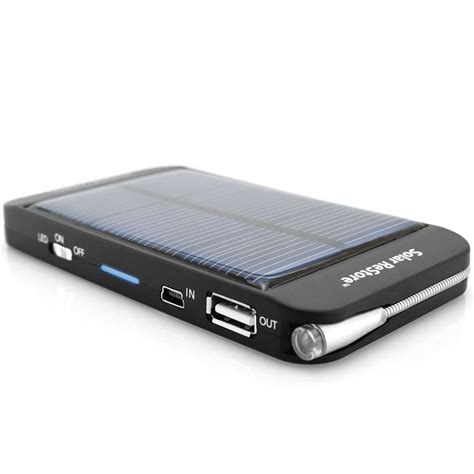 solar charger battery pack revive solar restore solar charger and external battery