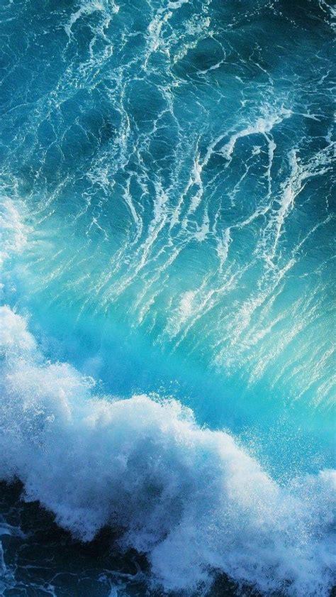 Violent Waves Iphone Wallpaper