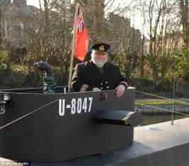 german u boats for sale homemade u boat which sails in an english canal goes on
