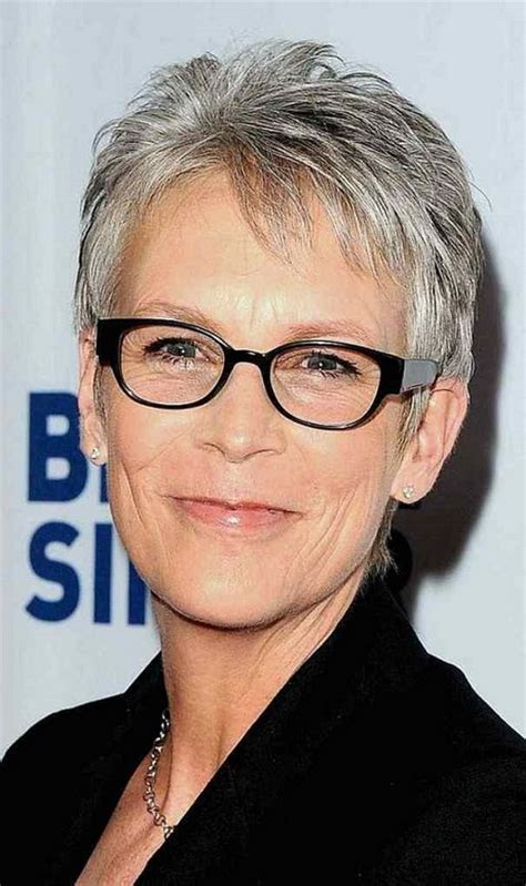 haircuts for fine hair and glasses short hair styles for women over 50 with glasses