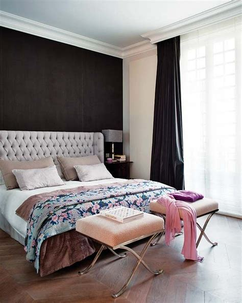 And Black Bedroom Walls by Master Bedroom Luisa Olaz 225 Bal Estudio De Interiorismo