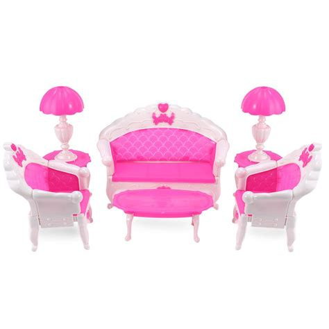 cheap doll houses with furniture online get cheap plastic dollhouse furniture sets aliexpress com alibaba group