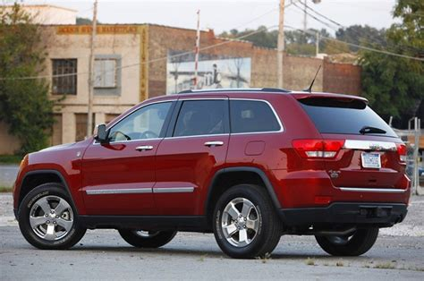 Best Tires For Jeep Grand 2011 Review 2011 Jeep Grand Autoblog