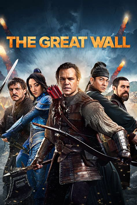 movies this weekend the great wall 2016 the great wall 2016 posters the movie database tmdb