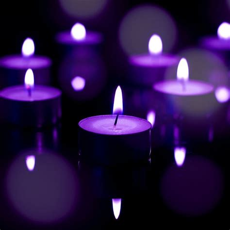 Purple Candles 25 Best Ideas About Purple Candles On Hanging
