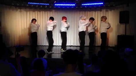 tutorial dance exo overdose exo 중독 overdose cover dance by えくと youtube