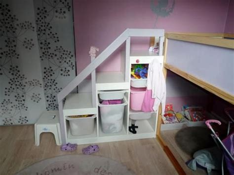 bunk bed with stairs ikea stairs for ikea bunk beds crafty diys home organization decor pinterest ikea bunk bed