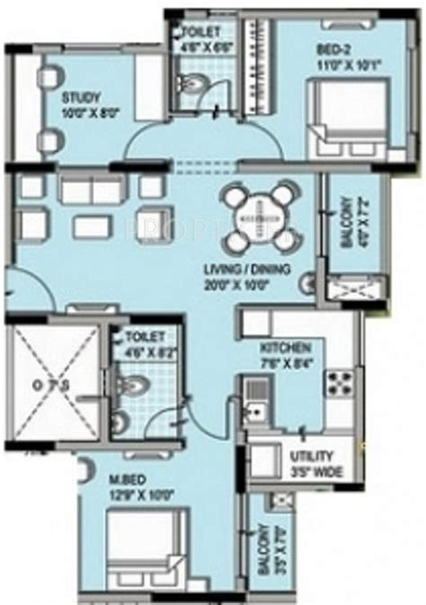 xs floor plan xs symphony in padur chennai price location map floor
